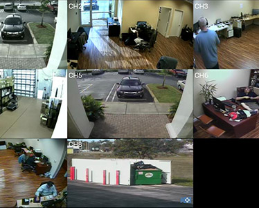 ip cctv dvr-solutions-oddballaccess-security